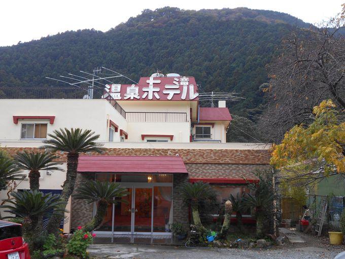 七滝温泉の元湯の宿!温泉を惜しげもなく楽しめる「七滝温泉ホテル」