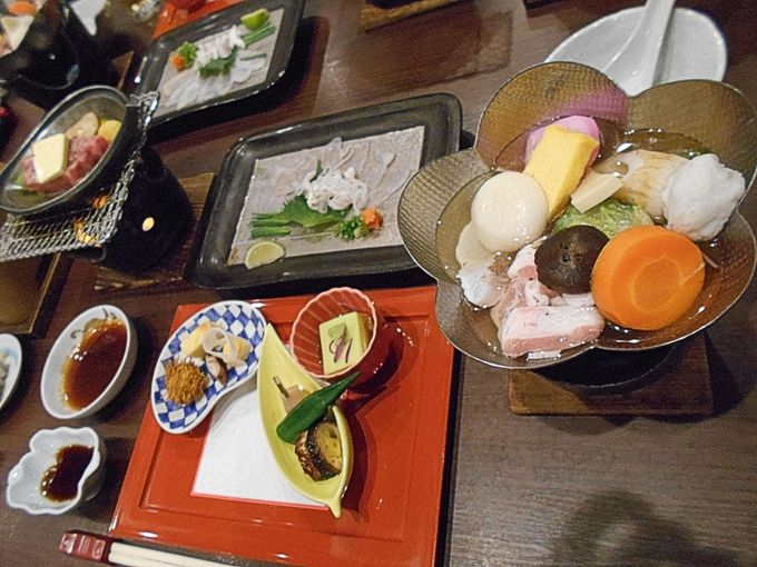 長崎の食材にこだわった!本場で食べる本格!懐石料理