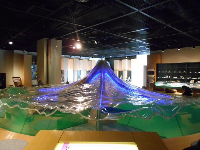 富士山の全てが分かる!?山梨県「なるさわ富士山博物館」