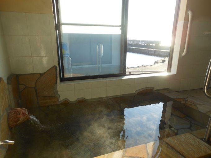 温泉でほっこり。和みの湯