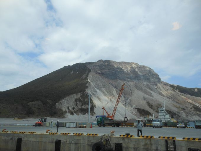 神秘の景観が広がる!美しき神津島