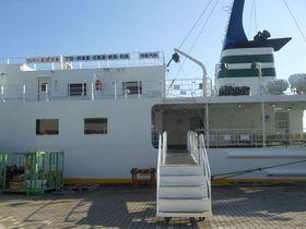 4島巡りが楽しめる!下田・神新汽船「フェリーあぜりあ」ワンデークルージング|静岡県|トラベルjp<たびねす>