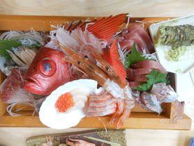 てまきずし・鯛丼!沼津市西浦 駿陽荘「やま弥」で名物料理を豪快にがっつく|静岡県|トラベルjp<たびねす>