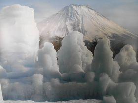 氷の祭典!山梨「西湖樹氷まつり」