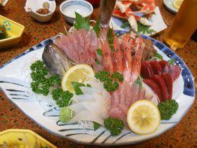 網元の意地を感じる豪勢な魚介料理!西伊豆・雲見温泉「川端荘」