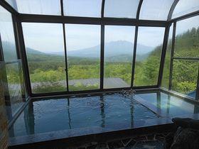 絶景山岳風呂!山梨県北杜市の一軒宿「藪の湯 みはらし」