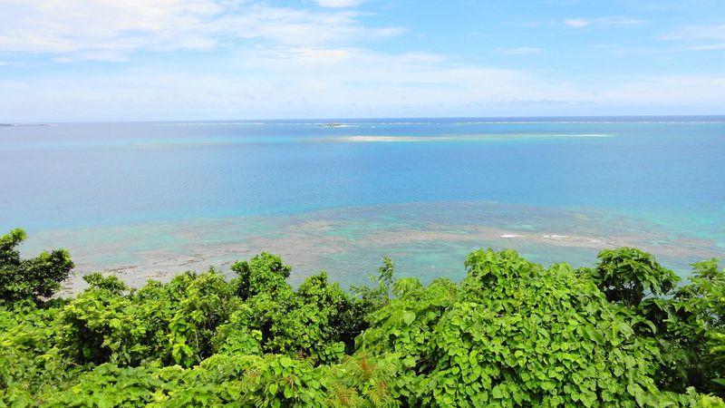 パワースポットと絶景、海ぶどうアイスにハワイアン。沖縄南部をぐるり巡る癒し旅♪