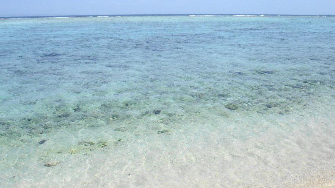 第2位 瀬底島 瀬底ビーチ