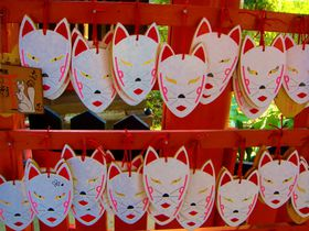 歌舞伎『義経千本桜』ファン必見!奈良県大和郡山市の白狐の城下町と『源九郎稲荷神社』