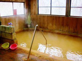 めでたい紅白の秘湯『赤湯温泉好山荘』!福のしま福島の秘境温泉