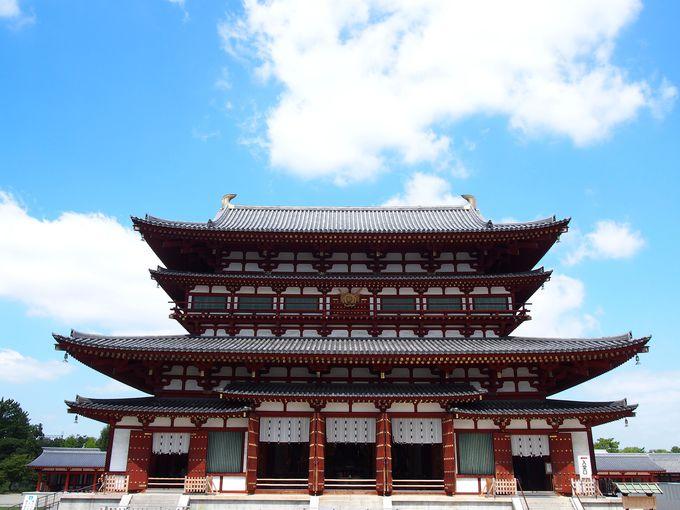 薬師寺を満喫するための予備知識!「白鳳期の仏様の特徴」