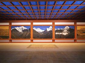 期間限定公開!平山郁夫のシルクロード『大唐西域壁画』薬師寺・玄奘三蔵院