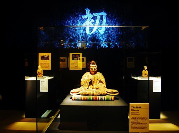 <序章>「太安萬侶神坐像」や美術館初展示の神像