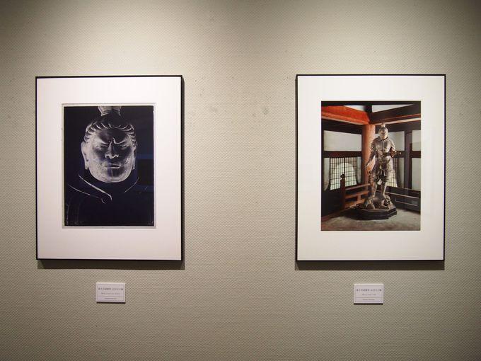 全てはここから始まった!昭和20年撮影「東大寺戒壇堂 広目天立像」