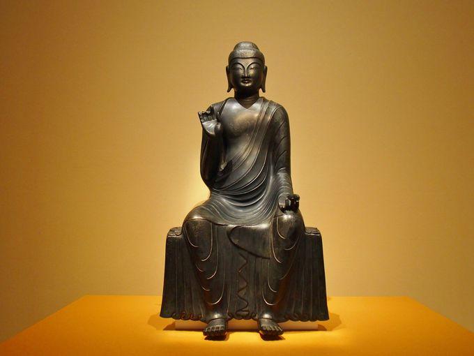 白鳳美術の魅力は金銅仏にあり!