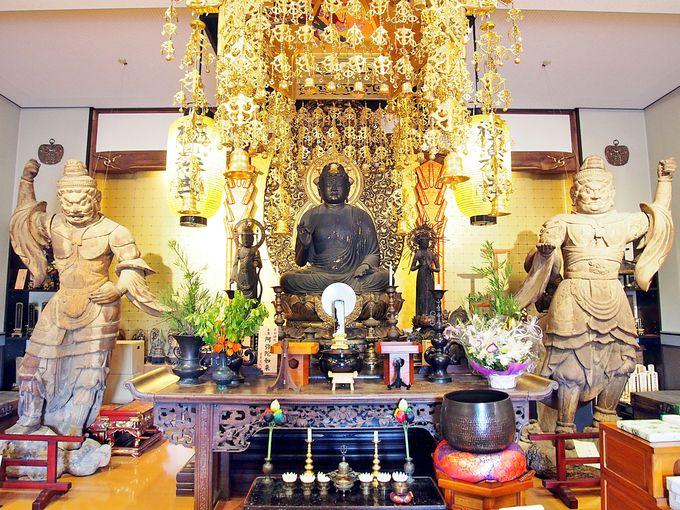 文化財の宝庫、極楽寺