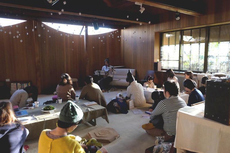 「さほとり」とgallery workshop space「日+月+星」