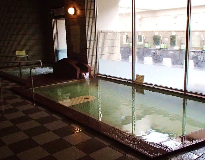 那覇で珍しい!天然温泉が楽しめるロワジールホテル那覇の「三重城温泉」