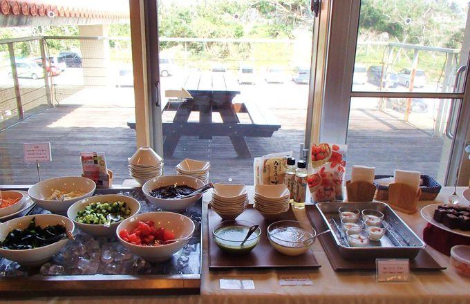 「ぬちまーす」料理が味わえるレストランは、味も眺めもスゴイです!