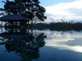バリ島ウブド神秘の森「アマンダリ」で過ごす静寂で極上な滞在