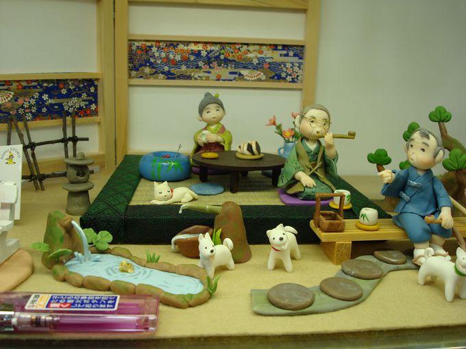 ほのぼのとした日常を作品に〜Atelier SYOKO