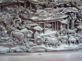 東京・葛飾「寅さん」の柴又帝釈天!活気ある参道・彫刻ギャラリーの迫力!