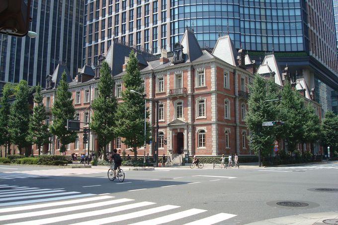 「三菱一号館美術館」明治の赤煉瓦オフィスが美術館として再生
