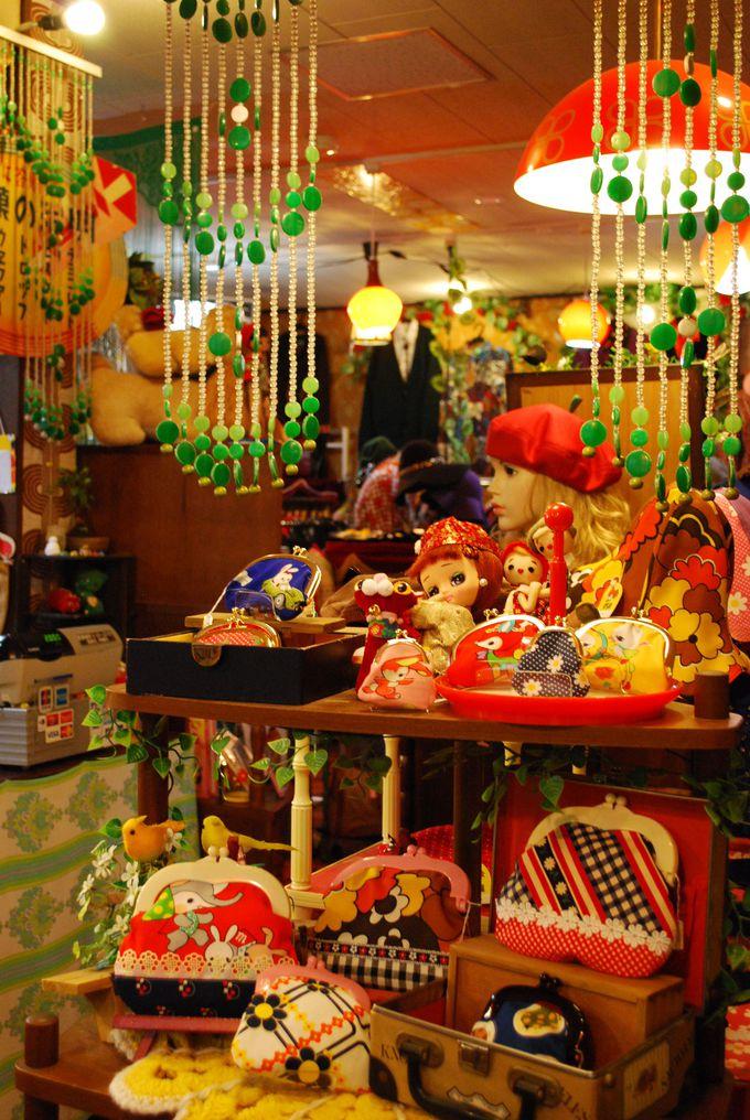 まるで「おばあちゃん家」!昭和モダンな雑貨屋さん