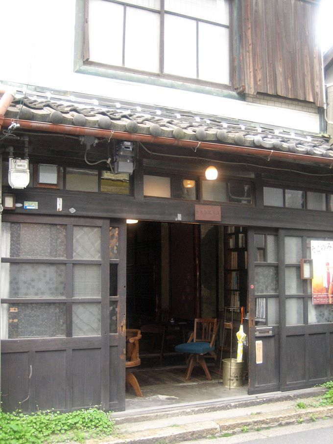 古民家を改装したお店で、こだわりのコーヒーに思わずほっこり。