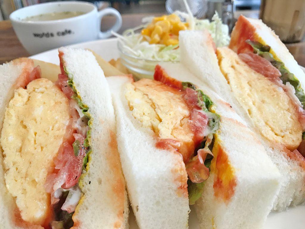 関西人は日本一のたまご好き!大阪で愛される玉子サンド厳選5つ