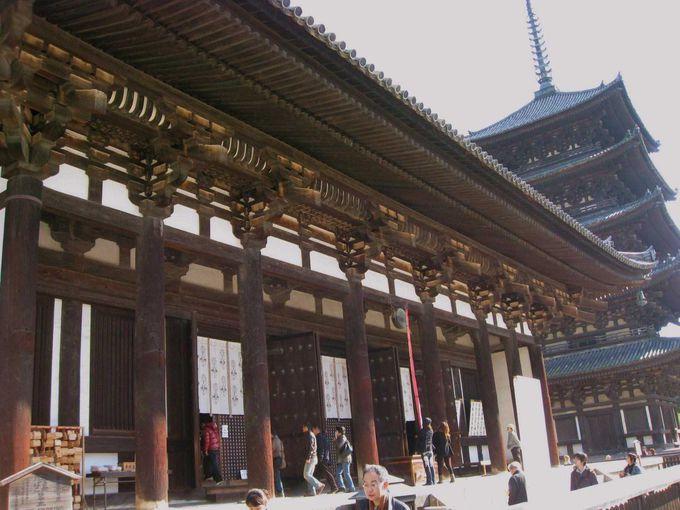 興福寺で、阿修羅像にご対面。