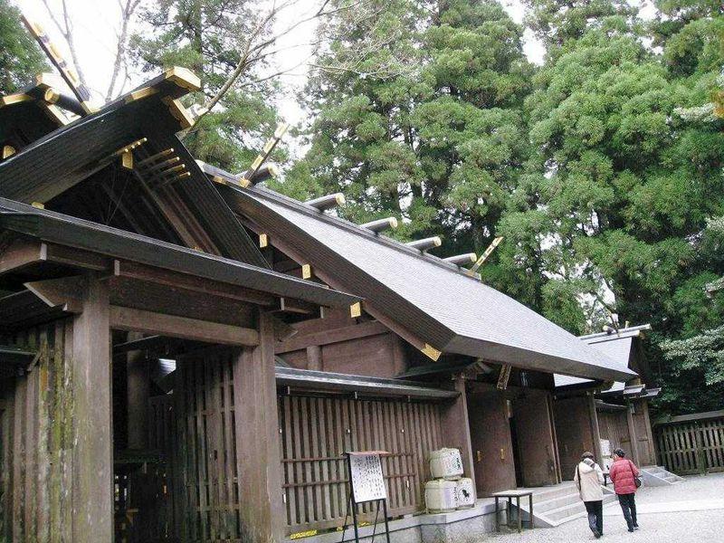 天岩戸伝説を伝える天岩戸神社