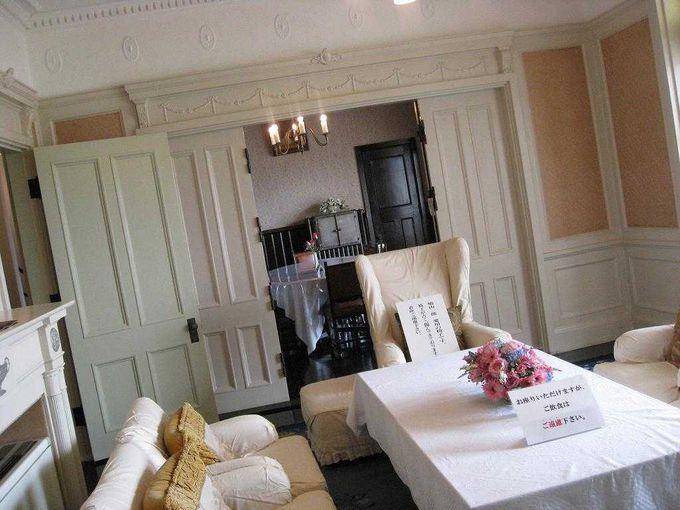 鳩山家の歴史を語る邸宅