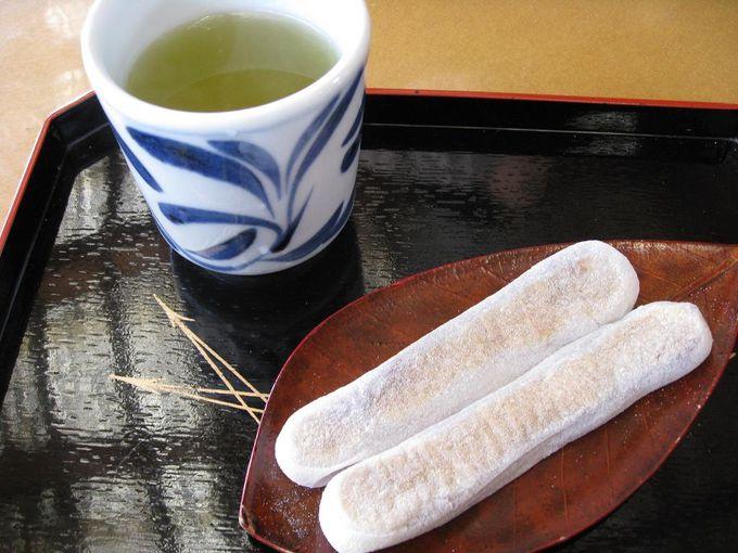 歴史ある銘菓安永餅