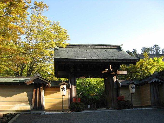 徳川家ゆかりの天徳院