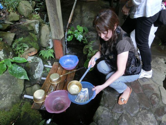 箱根のパワースポットで開運「深沢銭洗弁財天・阿弥陀寺」