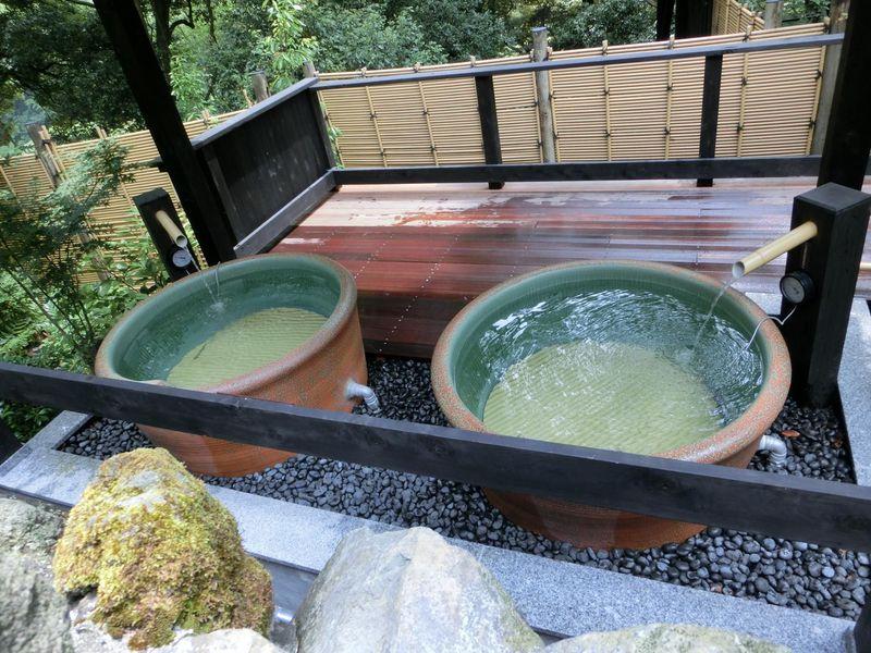 2013年春にオープン!話題の日帰り温泉「箱根湯寮」