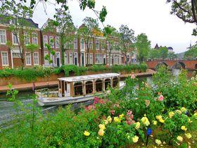 ノスタルジックな街並みと花が魅力の「ハウステンボス」に新スポットもOPEN!