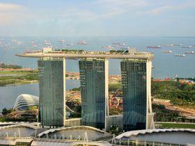 シンガポール「四川豆花飯荘」は、マリーナベイサンズを見下ろす絶景レストラン!