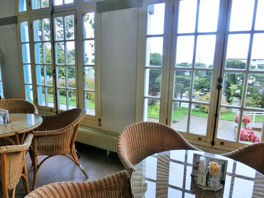 アフタヌーンティもできる「函館市旧イギリス領事館」