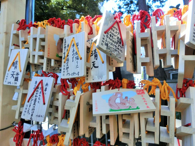東京・高円寺に鎮座!「気象神社」は日本唯一のお天気の神様