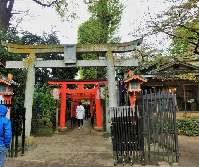 縁結びで人気「花園稲荷神社」