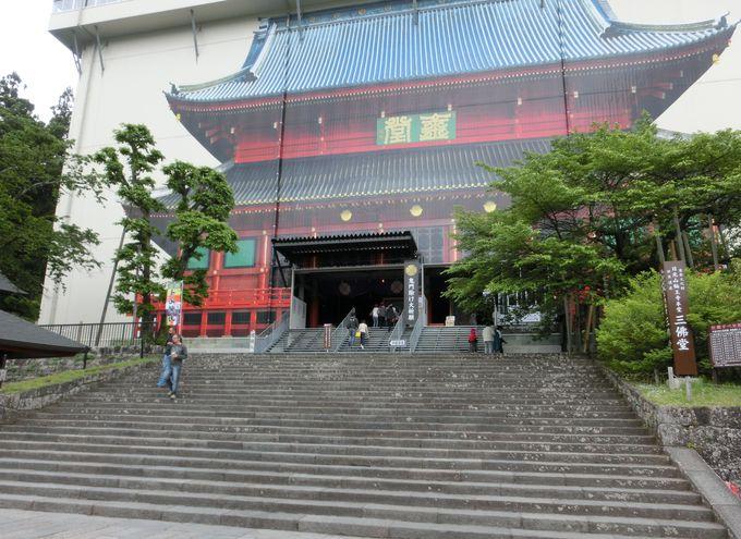 大猷院の重厚感も凄い!徳川家光を祀る世界遺産「日光山輪王寺」