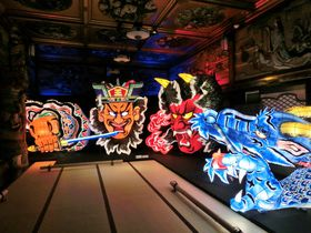 目黒雅叙園・百段階段でアートイルミネーション「和のあかり」|東京都|トラベルjp<たびねす>