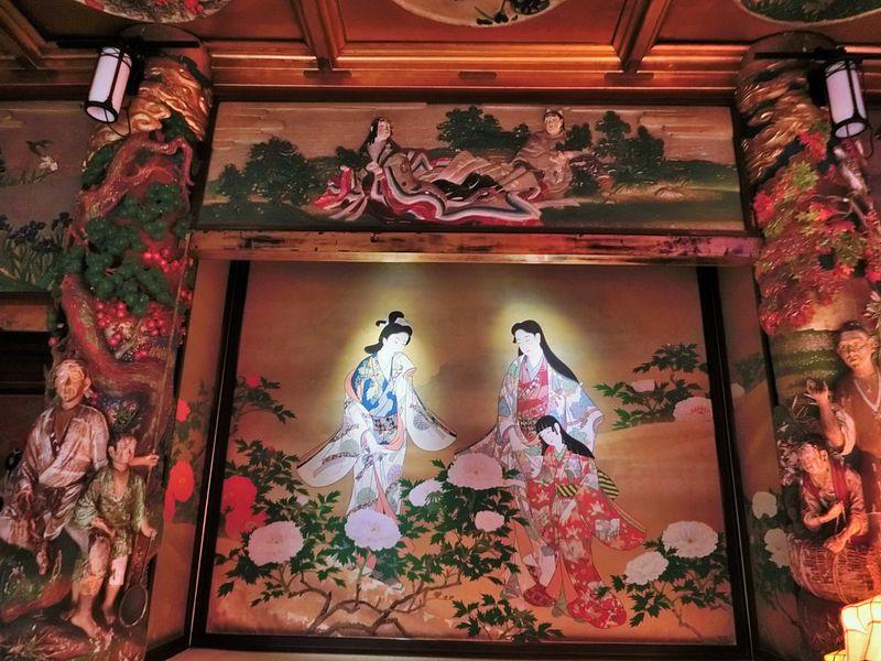 「目黒雅叙園」は、豪華絢爛ド胆を抜く昭和の竜宮城!?