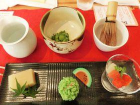 自分でお茶が点てられる!吉祥寺で人気の和カフェ「茶の愉」|東京都|トラベルjp<たびねす>
