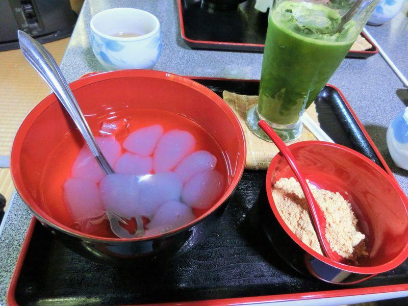 築140年の古民家で味わう!京都「寿楽庵」絶品わらび餅