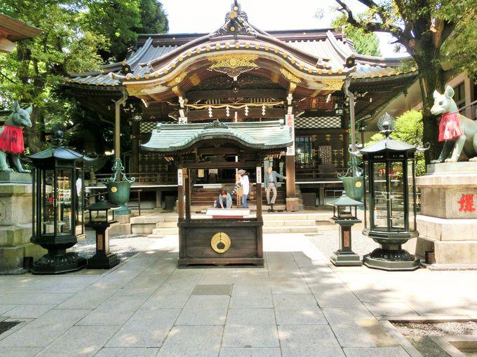 稲荷といっても曹洞宗の寺院