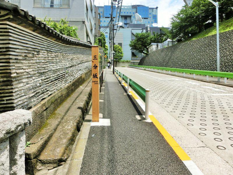 坂!坂!坂の街!江戸情緒が溢れる東京・赤坂の坂巡り
