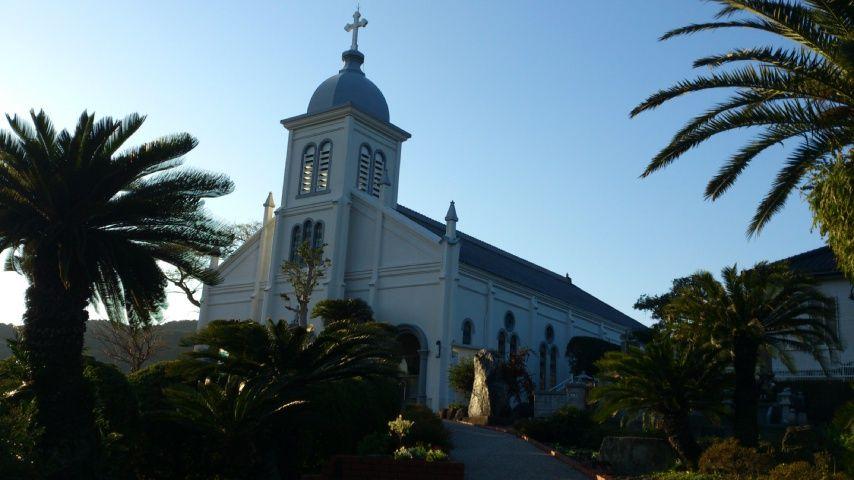 天草四郎を象徴する2つの教会